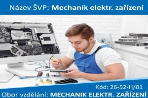 Mechanik elektronických zařízení