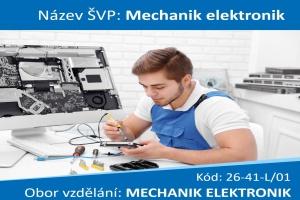 Mechanik elektronik