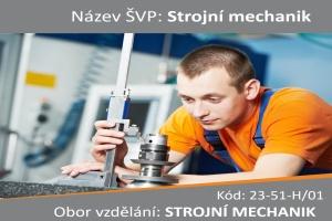 Strojní mechanik