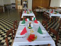 Italský Den Ve školní Jídelně 2 | SOS a SOU KH