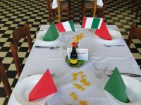 Italský Den Ve školní Jídelně 3 | SOS a SOU KH