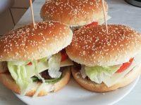 Vaříme Burger 2 | SOS a SOU KH