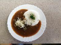 Vaříme Mexický Guláš, Dušená Rýže S Hráškem | SOS a SOU KH