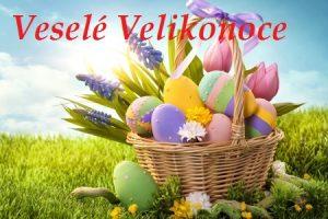 Veselé a pohodové Velikonoce