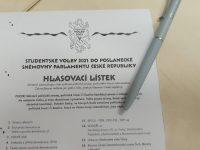 Studentské Volby 2021 2 | SOS a SOU KH