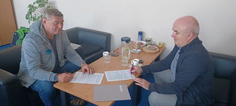 Podpis Memoranda Na Vhs | SOS a SOU KH